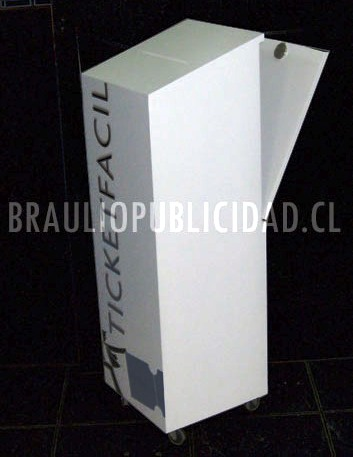Buzon pedestal 362