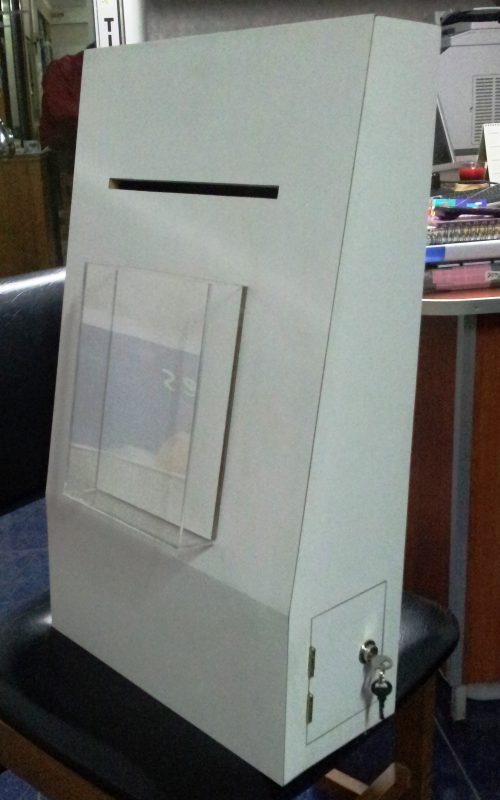 Buzon pedestal 368