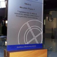 Galvano acrilico base madera 7