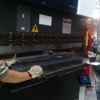 Plegado CNC 3000 mm