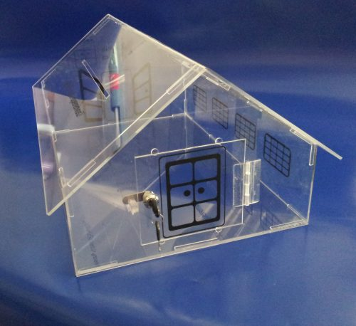 buzon acrilico casa 3