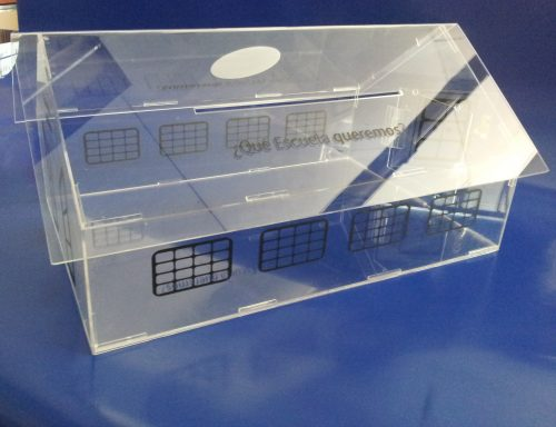 buzon acrilico casa 4