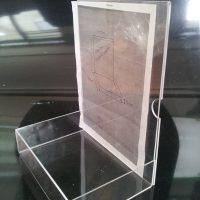 caja porta grafica carta
