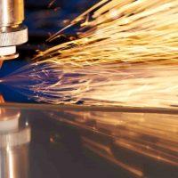 Corte laser acero acrilico madera Servicio en Santiago Chile