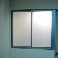 Empavonado de ventanas