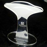 galvano acrilico 6 mm corte y grabado laser 2