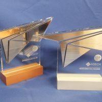 galvano acrilico aplicación acero inoxidable corte laser