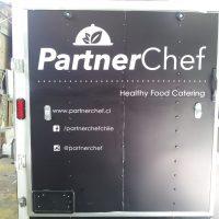 grafica food truck adhesiva