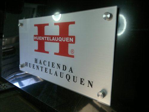 placa acrilico 5 mm grafica adhesiva impresa interior