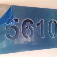 plantilla stencil policarbonato 3203