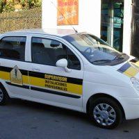 publicidad vehicular impresión digital autoadhesivo pvc