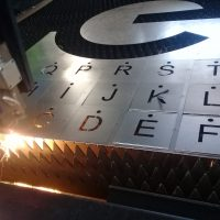 servicio de corte laser planchas metalicas