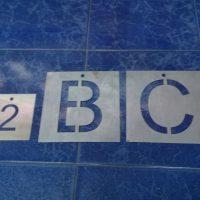 stencil plantilla numero y letras metalicas para pintar