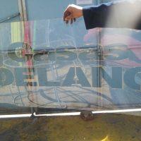 stencil plantilla policarbonato para spray