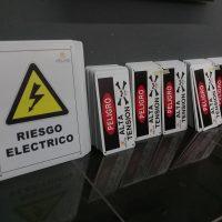 placas metalicas pintura electrostatica impresion uv