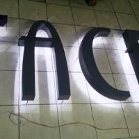 Letras de Acero Volumétrico iluminación led